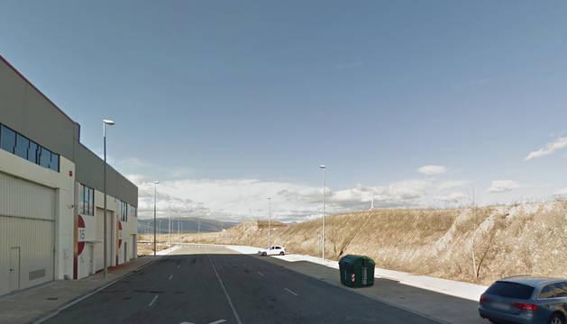 Denunciados 21 conductores por carreras ilegales en un polígono de Orkoien