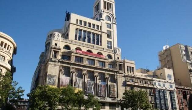 El Círculo de las Artes de Madrid, lugar del congreso