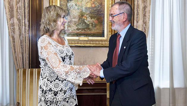 Navarra retoma la colaboración con Eusko Ikaskuntza
