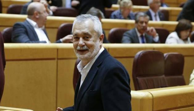 El expresidente andaluz y del PSOE José Antonio Griñán.