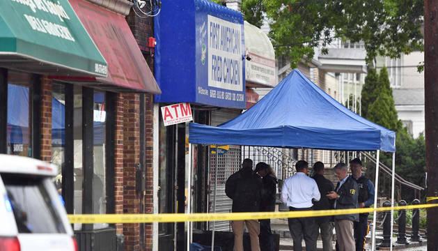 La detención de ha producido en la ciudad de Linden, en el estado de Nueva Jersey.