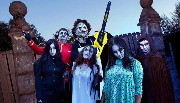 Sendaviva ya se prepara para celebrar Halloween