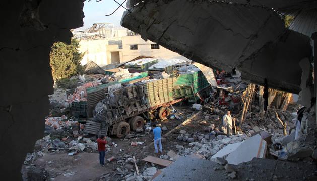 Intensos ataques y muertos tras fin del alto el fuego en Siria