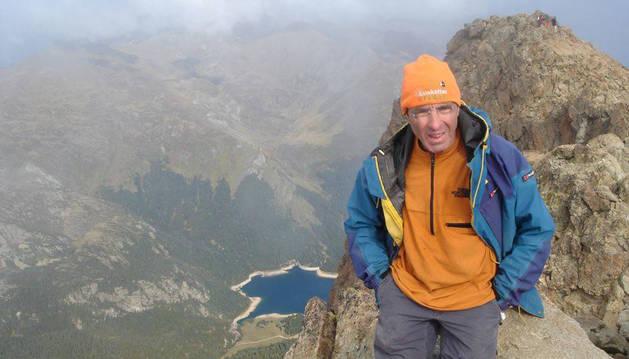 El fallecido en Nepal, Adolfo Ripa Arizala, era un gran aficionado a la montaña.