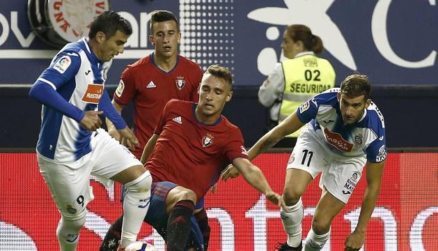 Osasuna 1-2 Espanyol