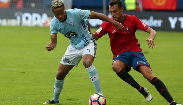 Imanol García volverá a ser titular este jueves.