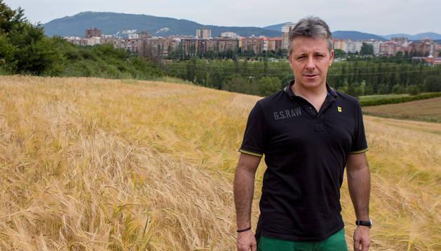Félix Bariáin, presidente del sindicato UAGN.