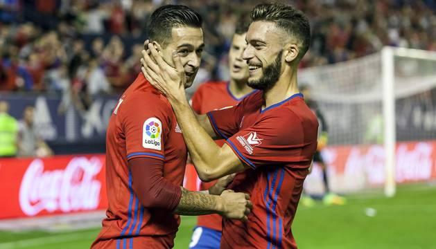 Los momentos más emocionantes del Osasuna - Espanyol