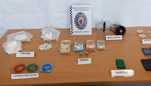 Un detenido en San Jorge, acusado de tráfico de drogas