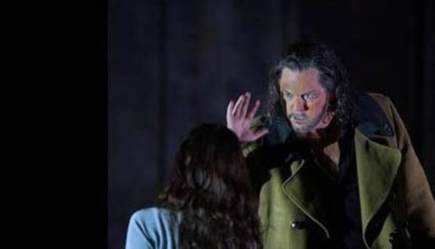 Escena de 'Otello', de Giuseppe Verdi.