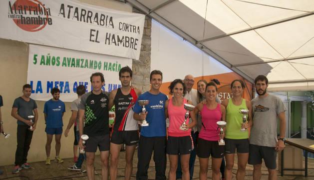 V Cross Solidario 'Atarrabia contra el hambre'