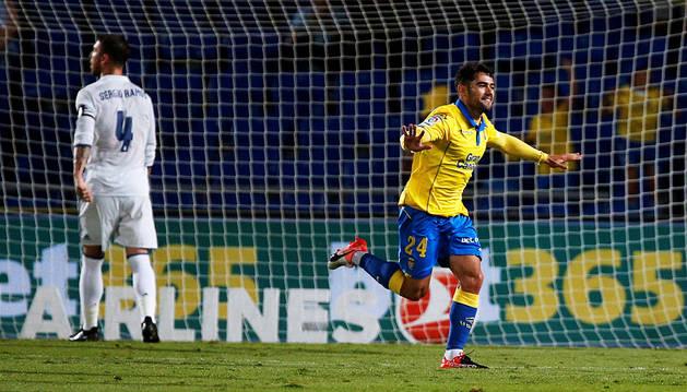 El Real Madrid se deja dos puntos en las islas Canarias (2-2)