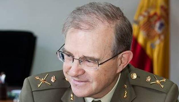 Miguel Ángel Ballesteros, director del Instituto Español de Estudios Estratégicos.