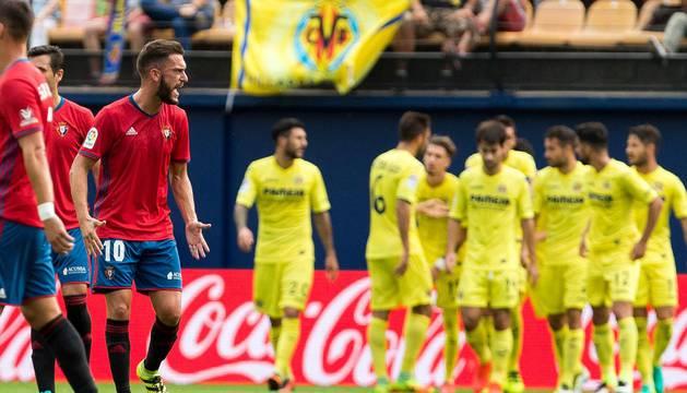 Villarreal 3-1 Osasuna