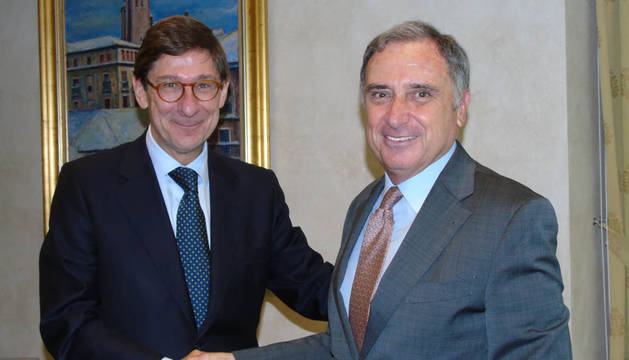 La CEN y Bankia promueven la FP dual con un convenio de competitividad empresarial