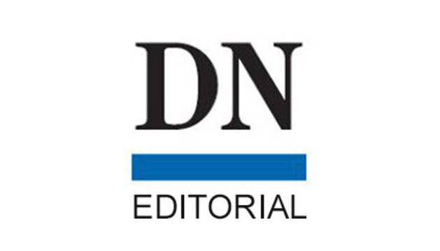 Logo editorial DN