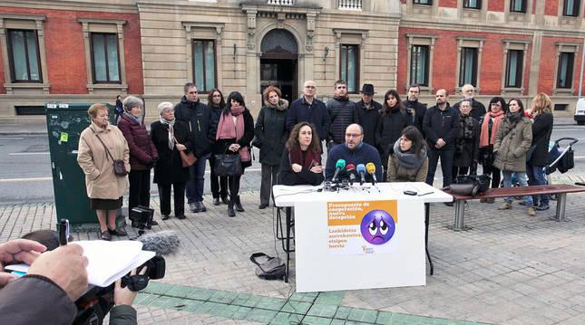 La Coordinadora de ONGD pide al Gobierno de Navarra que