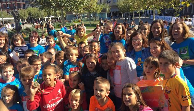 Pamplona acoge este sábado la III carrera infantil solidaria por el autismo