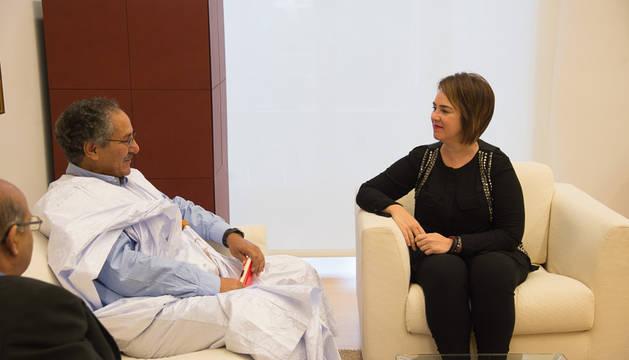 El ministro saharaui de Cooperación pide