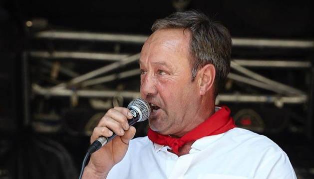 José Luis Jiménez es el segundo navarro que participará en la cuarta edición de 'La Voz'