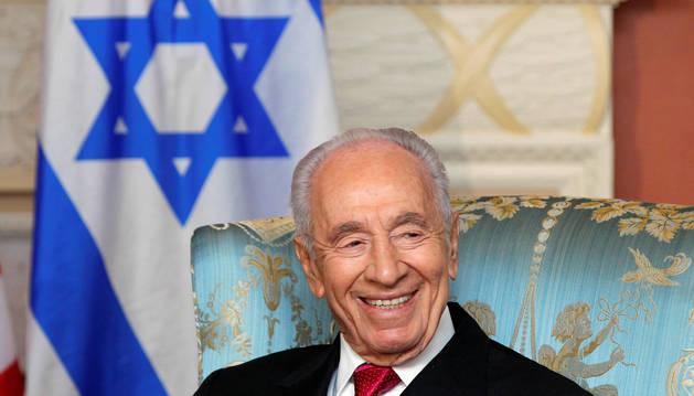 Fallece el expresidente israelí Simón Peres a los 93 años