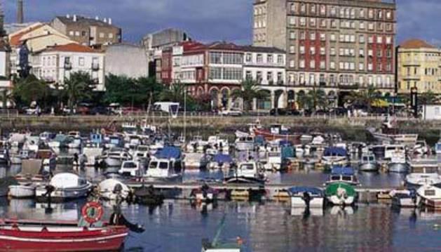 Puerto del Ferrol.