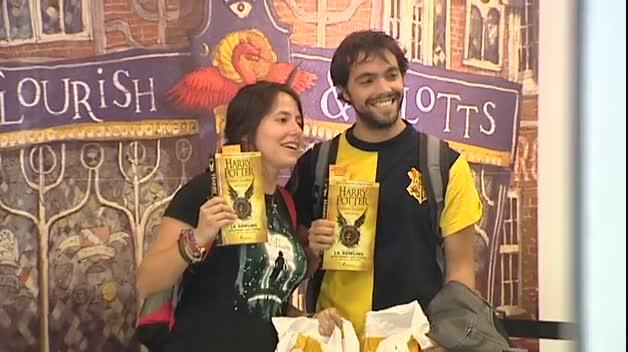 Sale a la venta la octava y última entrega de Harry Potter
