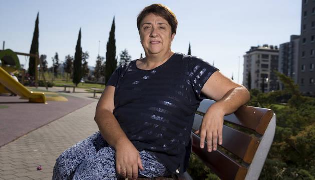 Carmen Rubio a su vuelta de Río de Janeiro