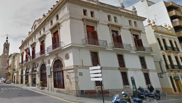 Ayuntamiento de Sagunto.