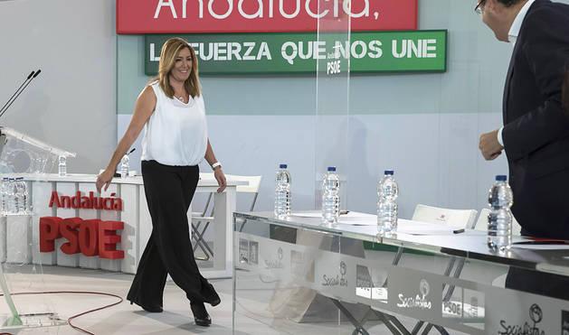 Díaz asegura que el PSOE-A ayudará a