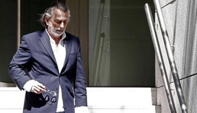 Francisco Correa, cabecilla de la trama 'Gürtel'.