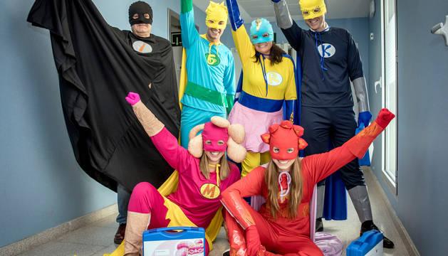 El CHN y la CUN ya tienen 'Poción de héroes' para niños con cáncer