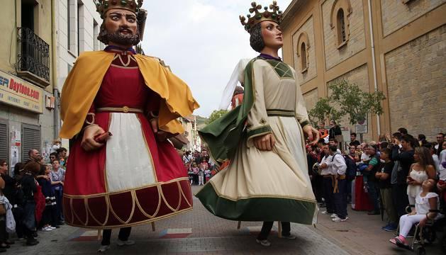 Fiestas de Villava. 1 de octubre 2016