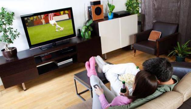 El sistema de distribución que lidera el consumo televisivo sigue siendo la TDT.