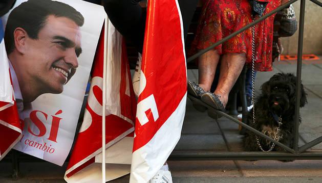 Sánchez ofrece readmitir a los dimitidos y posponer el Comité Federal