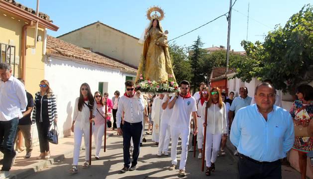 Fiestas de Fontellas. 2 de octubre de 2016