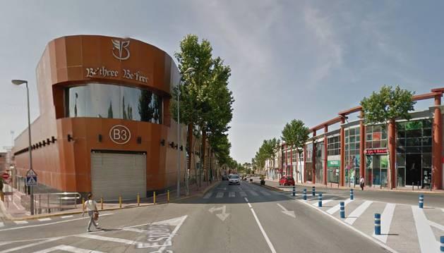 Discoteca B3 en Dos Hermanas (Sevilla).
