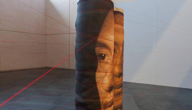 Una de las obras de González Palma.