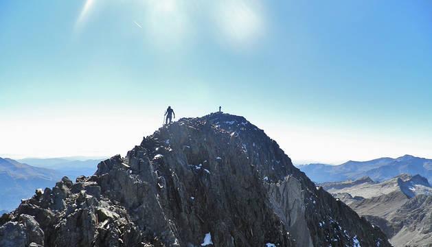 Mueren dos montañeros en el Pirineo oscense