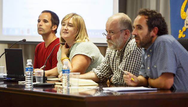 UPNA y Fundación Elhuyar colaboran para implicar a alumnos con la ciencia