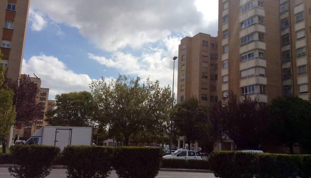La pelea se produjo en el exterior de una discoteca de Villava.