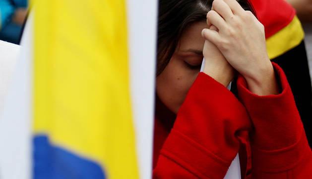 Colombia rechaza el acuerdo, pero el Gobierno y las FARC mantienen la ilusión