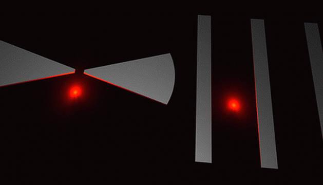 Una 'linterna' para moléculas