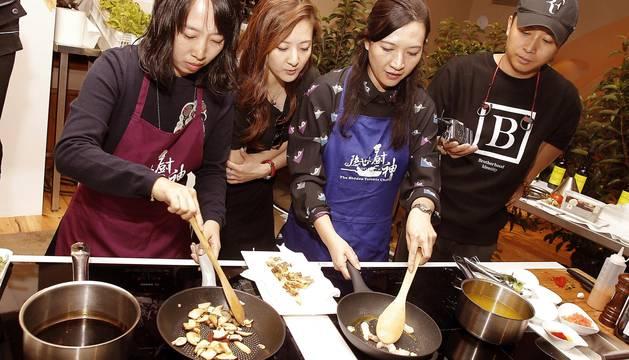 Final Master Chef edición China