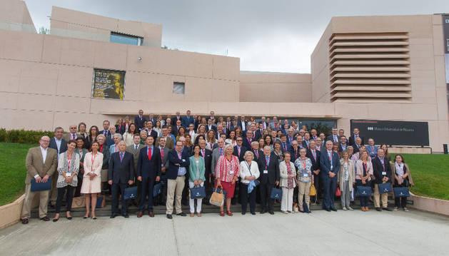 Más de un centenar de delegados de la Asociación se reúnen en su XXXVII sesión general.