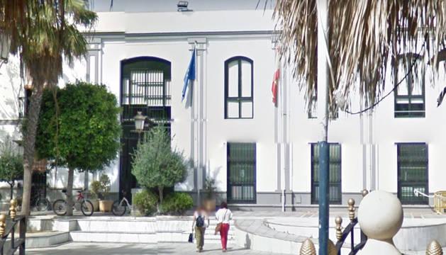 Ayuntamiento de Chipiona.