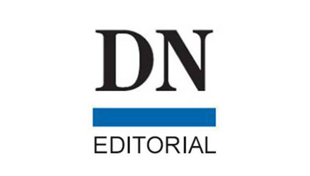 Logo editorial.