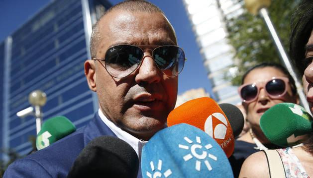 El empresario promotor y principal acusado por la tragedia del Madrid Arena, Miguel Ángel Flores, está condenado a cuatro años de prisión por la muerte de cinco jóvenes.