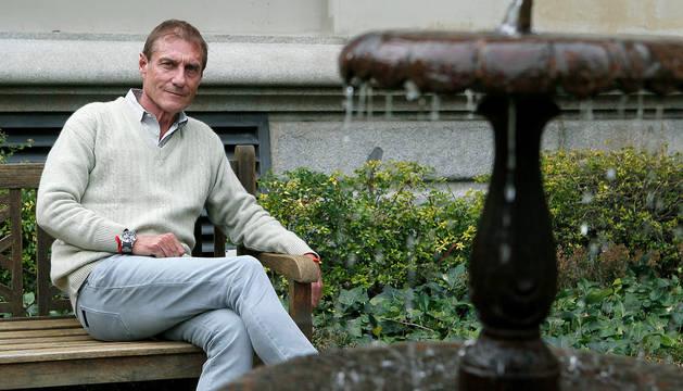 El director de cine Roland Joffé, en 2011.