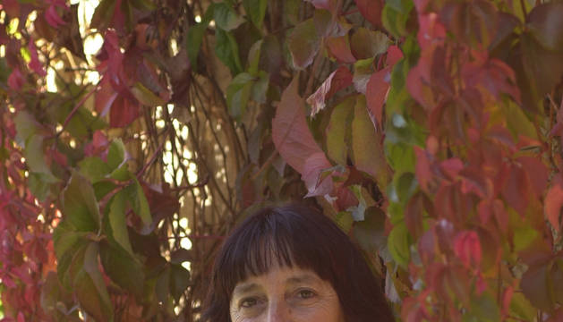 Foto de Marina Aoiz, quien impartirá el taller de escritura en Pamplona